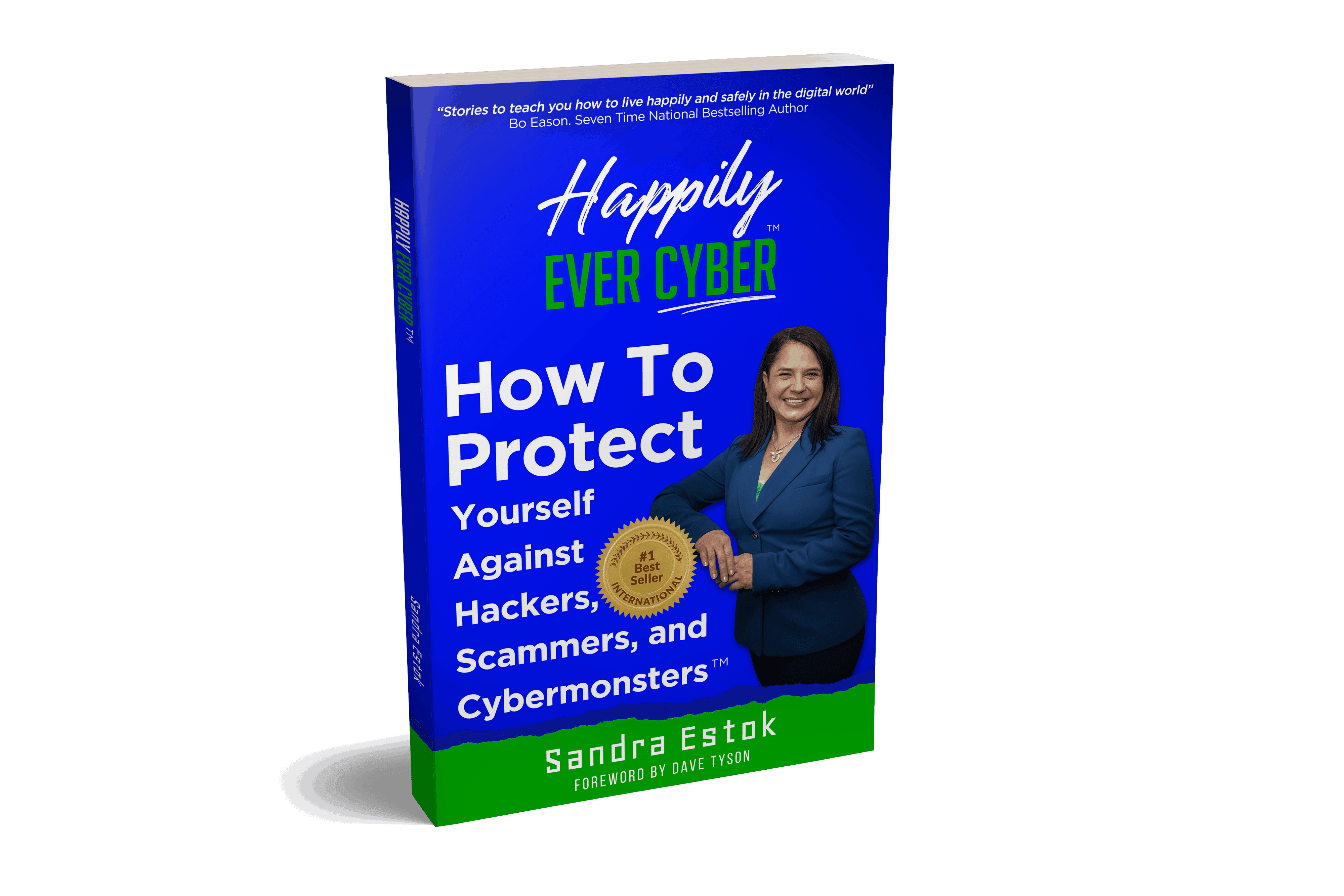 How To Protect Your Computer and Phone Against Hackers, Scammers, and Cybermonsters - Sandra Estok, CEO and Founder of Way2Protect